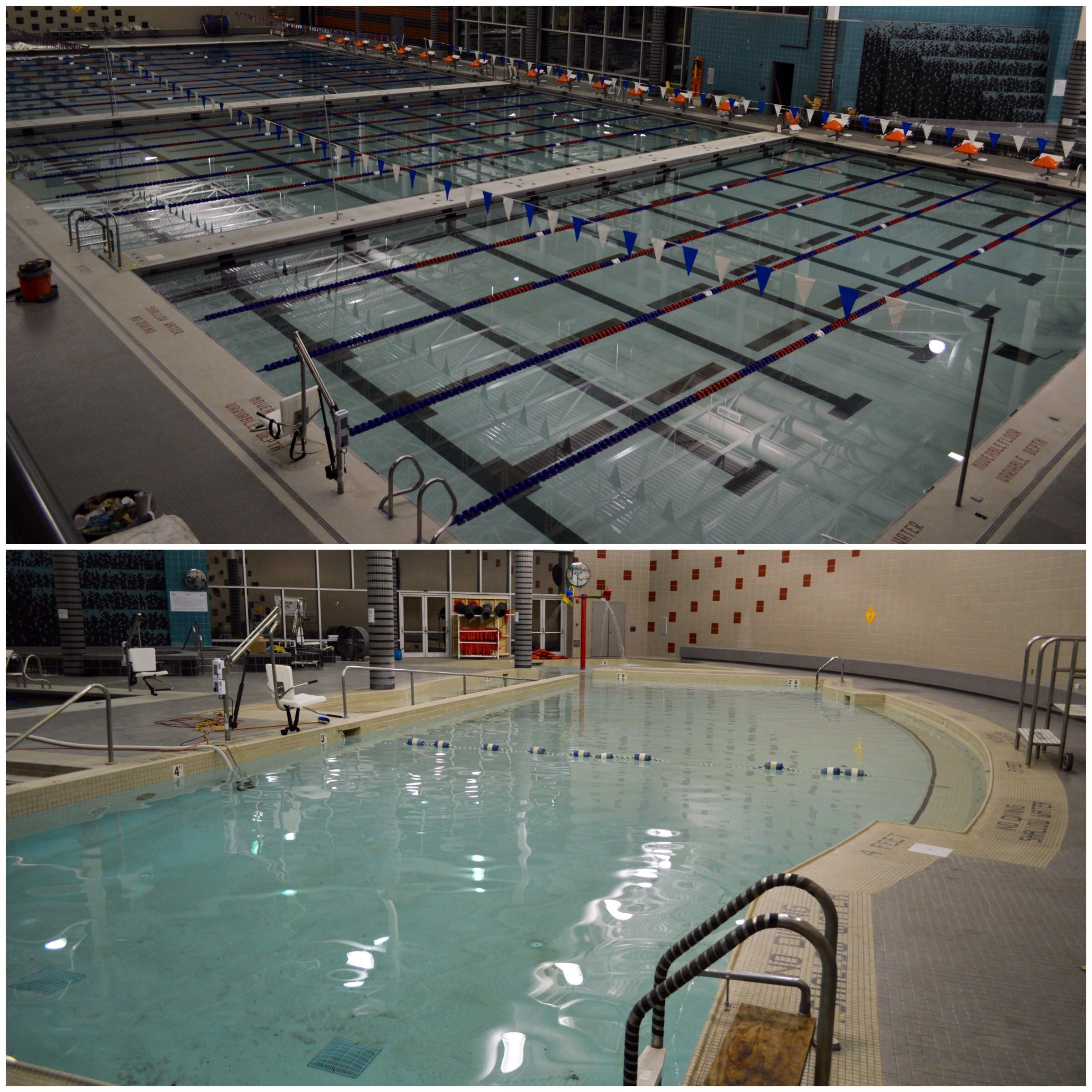fairland aquatic center
