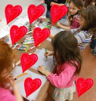 Valentine Shrinky-Dink Workshop