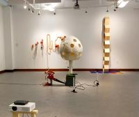 Exchanged III: New work by Graduate and Undergraduate students at George Mason University and James Madison University