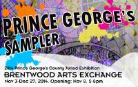 Opening Reception for Prince George