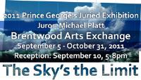 The Sky's the Limit: 2011 Prince George's County Juried Exhibition