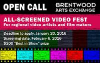 All-Screened Video Fest