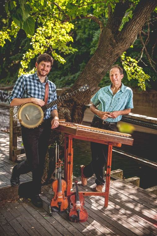 Bluegrass Brunch featuring Ken & Brad Kolodner