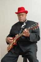 Big Daddy Stallings, Blues Vocalist