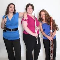 Fortunata Trio, Flute/Clarinet/Bassoon