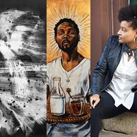 Black History Month Exhibition | Narratives in Black Identity: Antonio McAfee, Stephen Towns, and Tiffany Jones