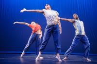 Dallas Black Dance Theatre Master Class: Modern Dance