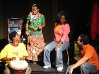 Smithsonian Associates Discovery Theater on Tour: African Roots/Latino Soul