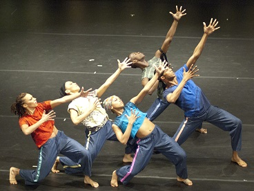 Dallas Black Dance Theatre: Nina Simone Project Lecture-Demonstration