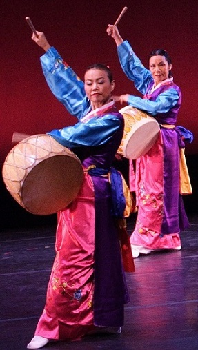 Global Beat: Washington Korean Dance Company