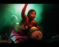 Nibaya!  Women Master Drummers of Guinea
