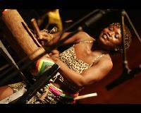 Nimbaya!  Women Master Drummers of Guinea