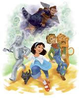 GEICO Gecko Series for families:  Yellow Brick Road