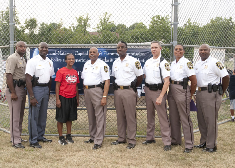 Xtreme Teens Joins rest of Prince George's County in 33rd Annual National Night Out