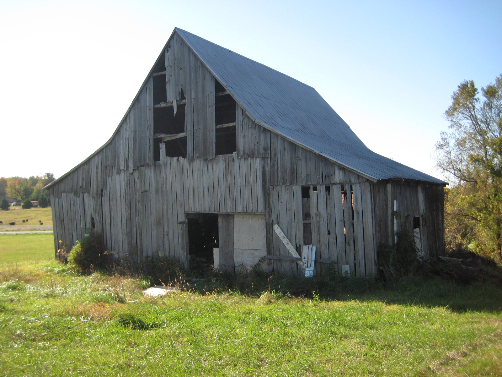 Historic sites and districts plan historic resource and for Tobacco barn house plans